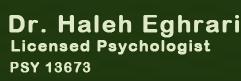Dr. Haleh Eghrari